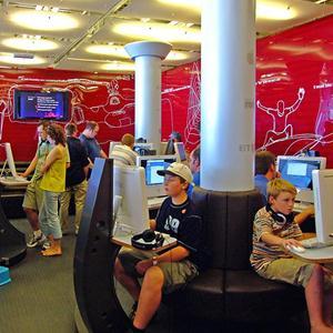 Интернет-кафе Ивановки