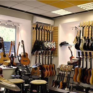 Музыкальные магазины Ивановки