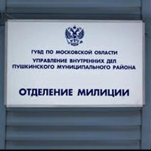 Отделения полиции Ивановки