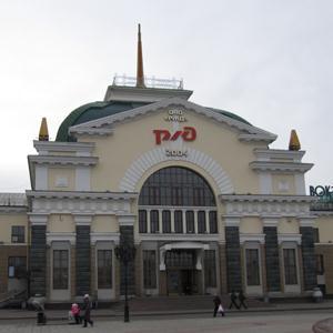 Железнодорожные вокзалы Ивановки
